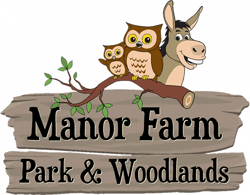 Manor Farm Park & Woodlands Logo